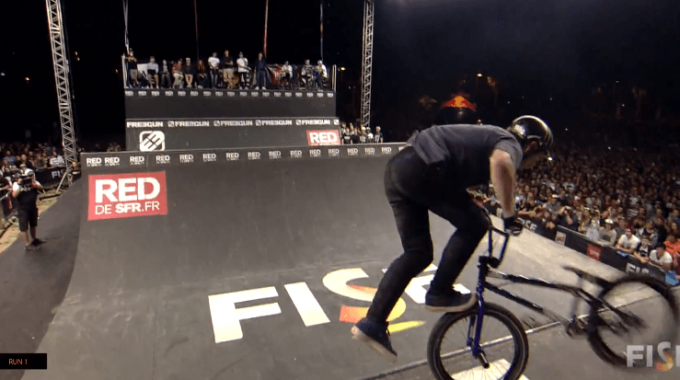 Alex Coleborn's winning run from FISE 2014