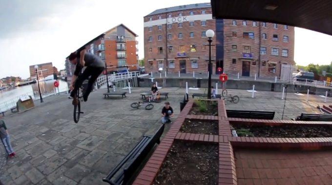 Webisode 23: Bad skateparks & Street riding | Boqer123