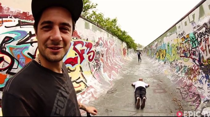 Fast Forward BMX - Greg Illingworth, Matt Priest, and Liam Eltham Shred Berlin Pt. 2 - Ep. 10