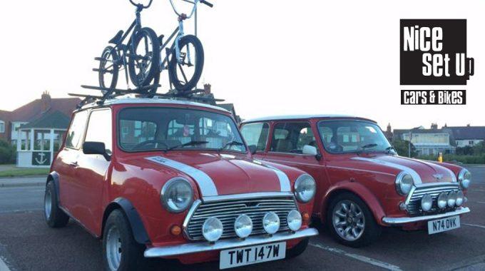 Nice Set Up Round 7: Cars & Bikes
