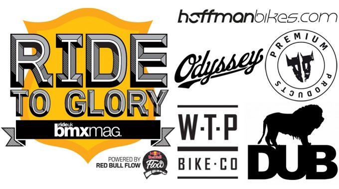 Ride To Glory 2014 - Team, Dates & Info