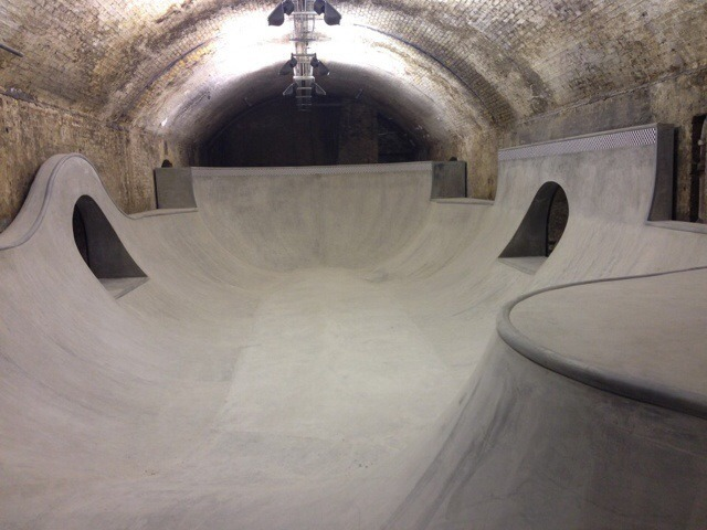 The House of Vans Skatepark