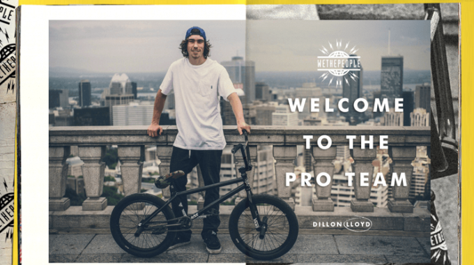 Dillon Lloyd - Welcome to WETHEPEOPLE PRO