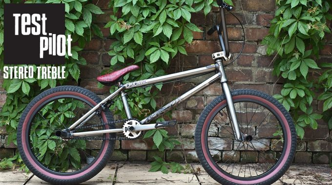 Crucial BMX Shop - Test Pilot 189 Stereo Treble