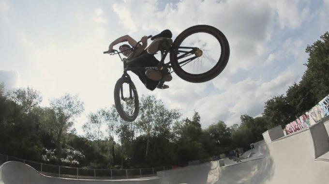 Calling The Shots With Lima - HangupTV - BMX