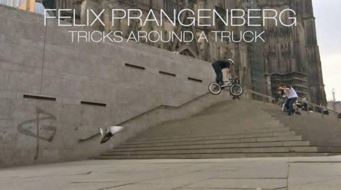 Felix Prangenberg - Tricks around a Truck