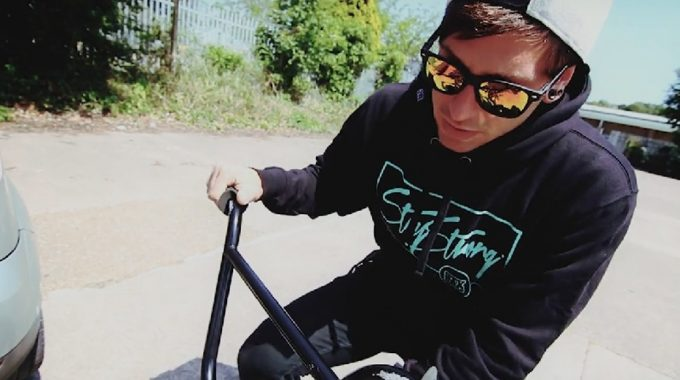Keepin' It Local On A Sunny Saturday With Jordan Aleppo - Fast Forward BMX, Ep. 11