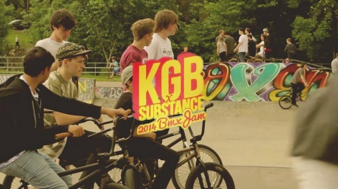 KGB x Substance Jam 2014