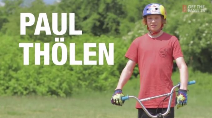 Paul Thoelen - VANS Team Germany