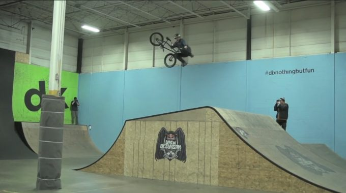 Raditudes - High Performance Park, Street and Dirt BMX - Ep. 4