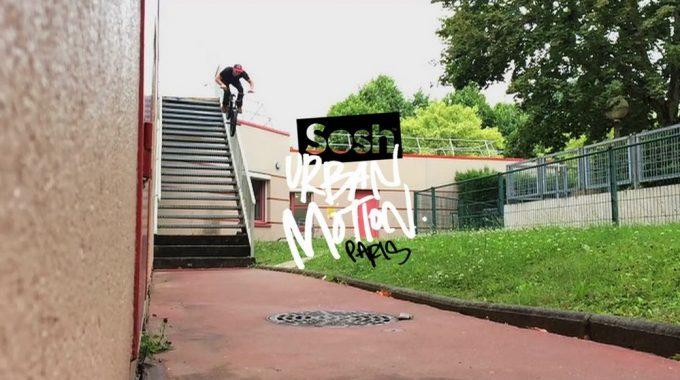 Sosh Urban Motion 3 : Nathan Williams X Corey Martinez (6th place)