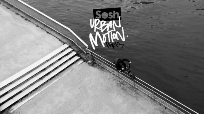 Sosh Urban Motion 3 : Brian Kachinsky X Will Evans (2nd place)
