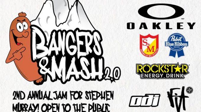 Bangers & Mash 2.0 Live Webcast