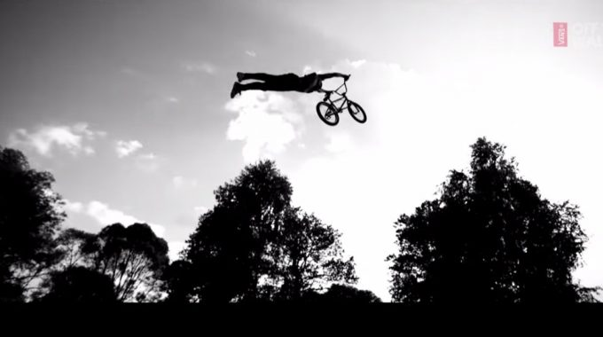 Vans Poland BMX - Dawid Godziek Welcome to the Team