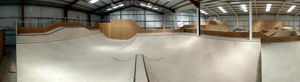 Barrow-in-Furness Skateboarding and BMX Competition @ Urban Extreme Skate Park Barrow