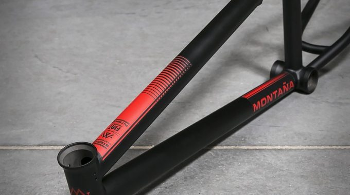Flybikes Montana X Fiat 2015 Frame Preview