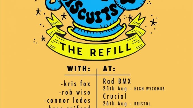 Tea & Biscuits 2: The Re-Fill