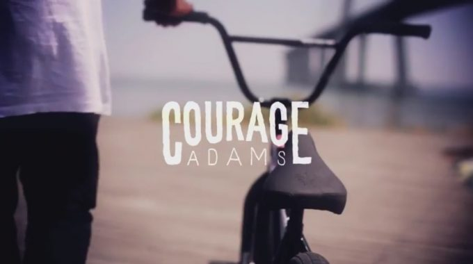 Flybikes - Courage Adams Welcome to the Family