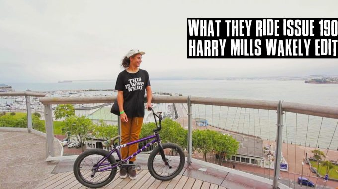 What They Ride Issue 190 - Harry Mills Wakely