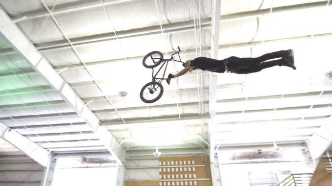 Haro BMX at Woodward West 2014