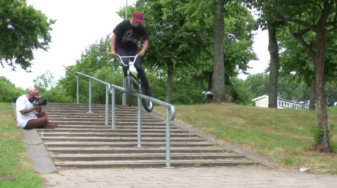 Federal BMX - Amsterdam 2014