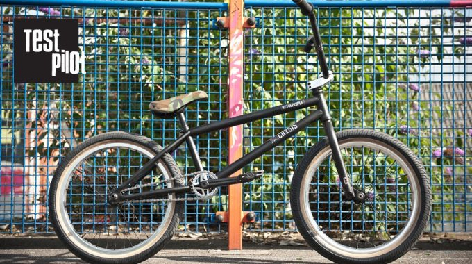 Crucial BMX Shop - Test Pilot 191 Wethepeople Crysis