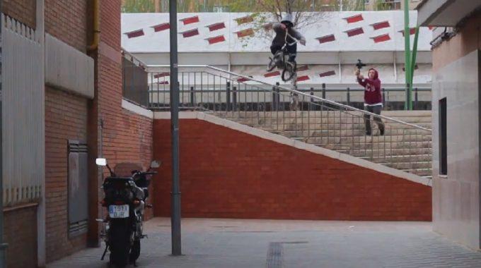 CrucialBMX - Barcelona 2014 Video
