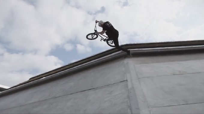 A day with Lasse Søltoft - StreetDome