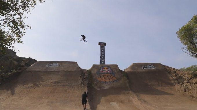 Red Bull Quarter Master - Video by Tim Joiner (Filmmaker)