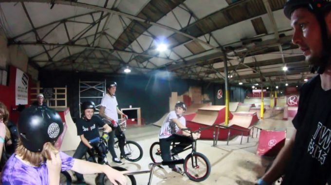 Rampworx Skatepark - BMX Call The Shots #1