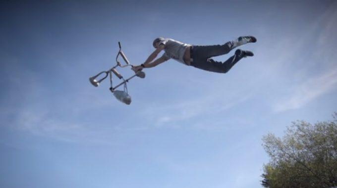 Bounce | Trampoline BMX | Armagh
