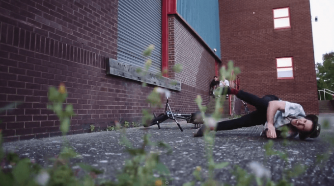 Custom Riders - BMX Crashes
