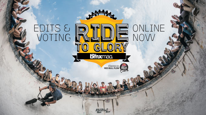 Ride To Glory 2014 FULL EDITS & VOTING