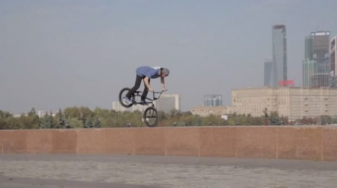 Animal - Mike Curley in Moscow