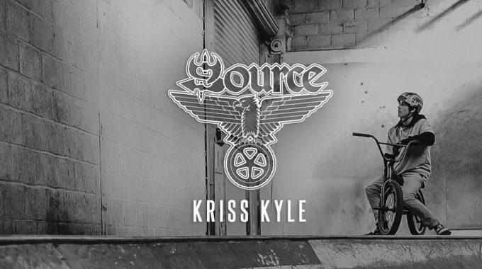 Source BMX - Kriss Kyle 2014 Edit