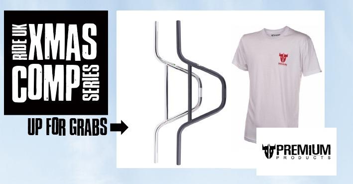 XMAS COMP SERIES - Win Premium Lodes Bars & Shirt