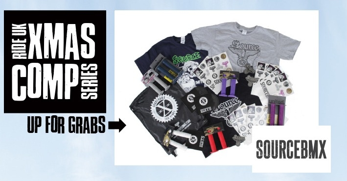 XMAS COMP SERIES - Win A Huge SourceBMX Package