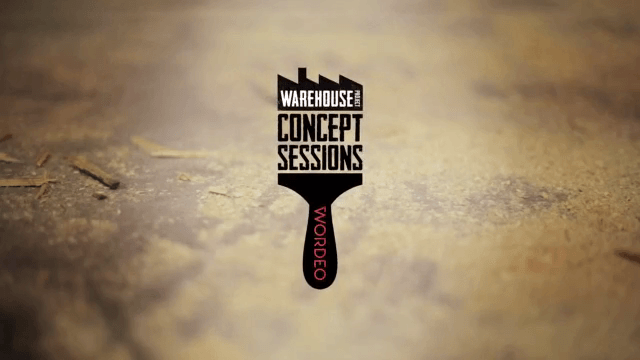 Wordeo Warehouse Project Concept Sessions 2014 Teasers