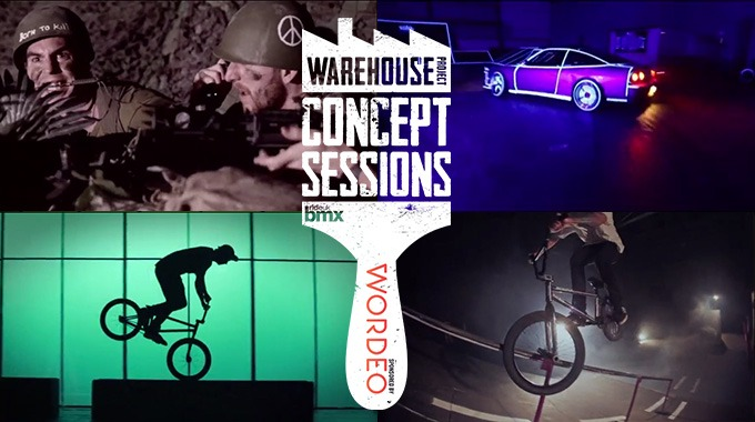 Wordeo Warehouse Project Concept Sessions - Full Edits