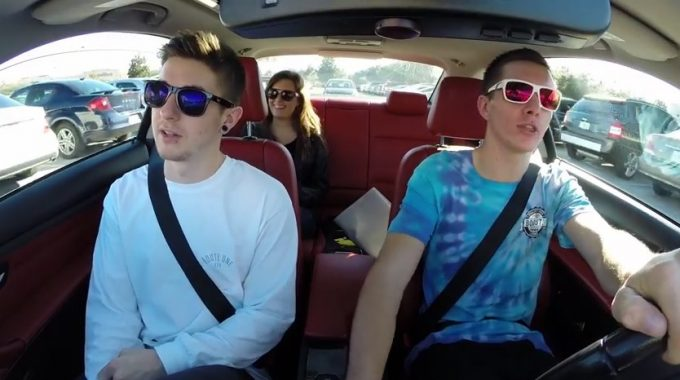 Webisode 26: A chill day in America with Adam LZ