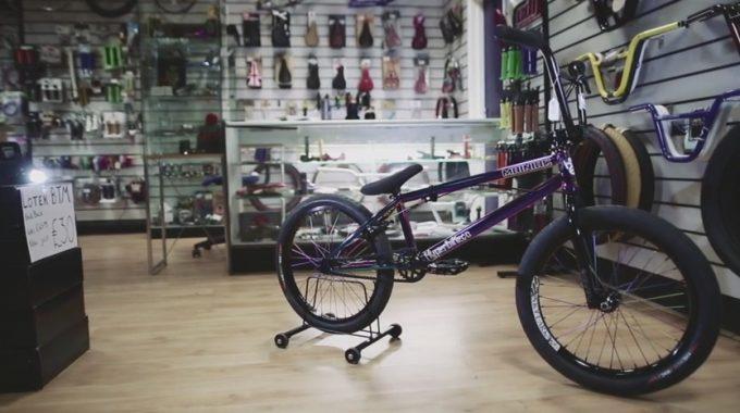 Hyper Maniac // Custom BMX - Bike Check
