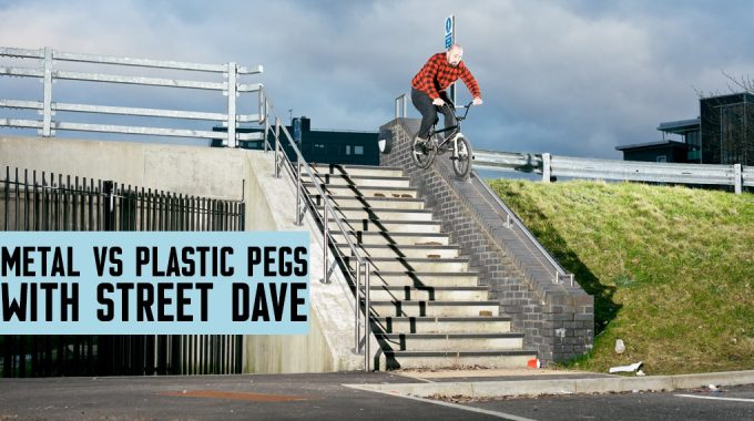 Metal VS Plastic Pegs With Street Dave