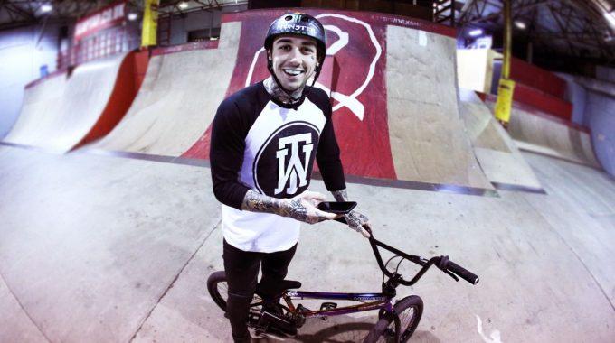 Harry Main's New Website & Rampworx Skatepark Guide