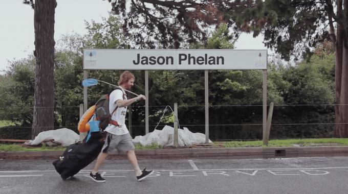 Jason Phelan OFF Wethepeople & Farewell Edit