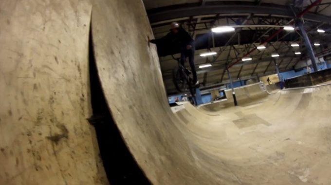 SESSION: One day at Unit 23 Skatepark