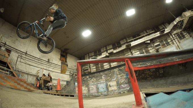Wethepeople BMX -#FOURCLIPFRIDAY Dan Kruk