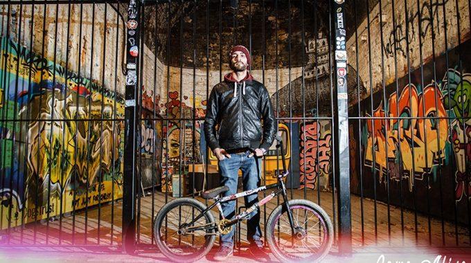Staff Bike Porn: Fraser's Benny L