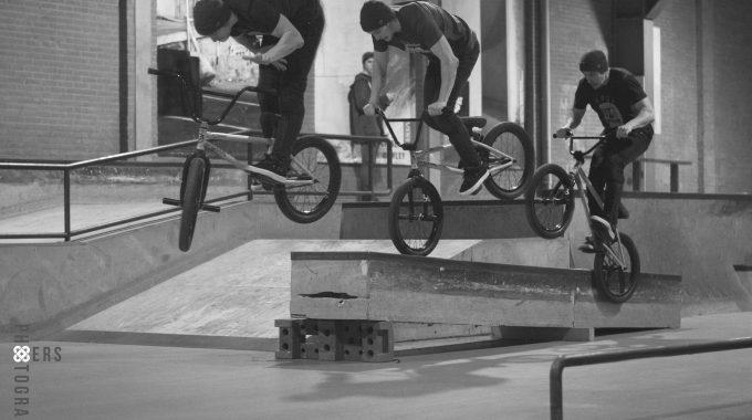 Soulcycle BMX - Roy van Kempen indoor 2015