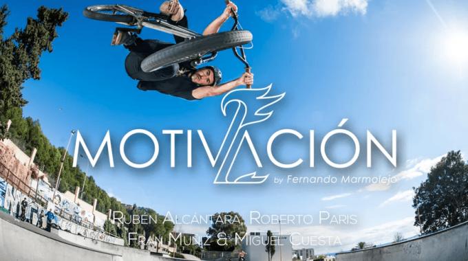 Watch Rubén Alcántara, Roberto Paris, Fran Muñiz & Miguel Cuesta Take Riding A Transition To A Whole New Level