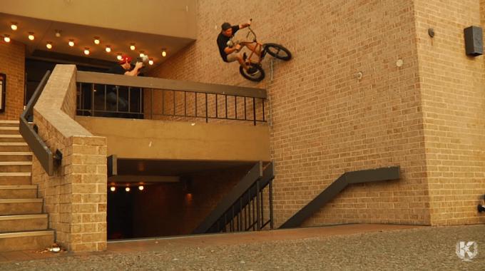 KINK BMX - One Hit Wednesday #6 Ft. Aaron Smith